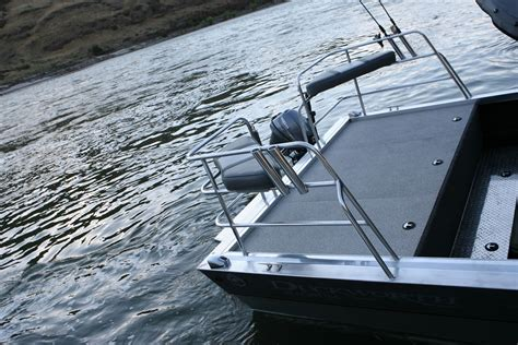 Duckworth Steel Boats Inc by Ultra Magnum Inboard Jet Specs Duckworth Aluminum Boats