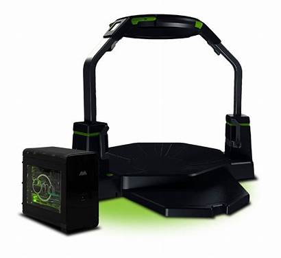 Omni Virtuix Vr Setup Pc Arena Ava