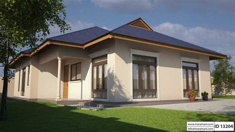 3 Bedroom Small House Design by Small Three Bedroom House Plan Id 13204 Floor Plans By