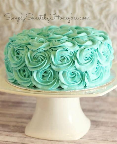rose swirl cake tutorial youtube