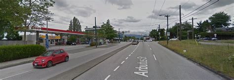 esso gas stations  vancouver listed  sale