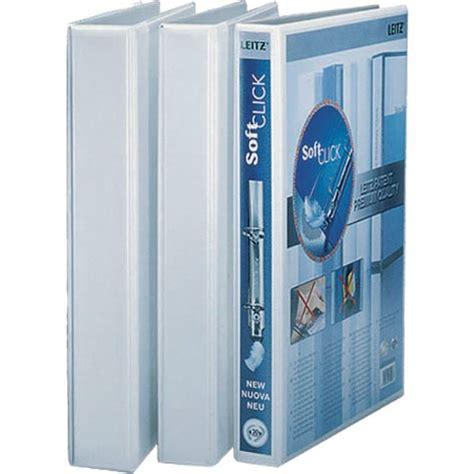 Clik Ufficio by Raccoglitori Personalizzabili Soft Click Leitz 4 Anelli