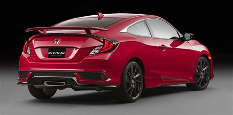 Honda Civic Si Prototype Previews Sub-type R Coupe And
