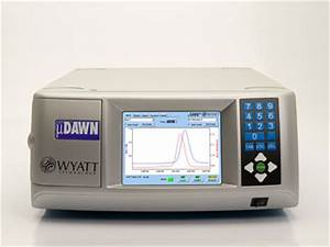 µDAWN™ Multi-Angle Light Scattering Detector for UHPLC ...