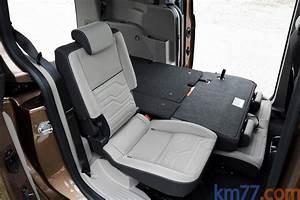 Fotos Interiores - Ford Tourneo Connect  2014