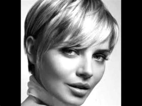 fashionable short haircuts for faces 2012 youtube