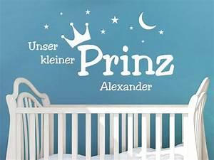 Wandtattoo Kleiner Prinz : wandtattoo kleiner prinz mit name wandtattoo de ~ A.2002-acura-tl-radio.info Haus und Dekorationen