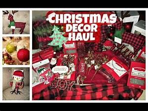 HUGE Tar Christmas Home Decor Haul