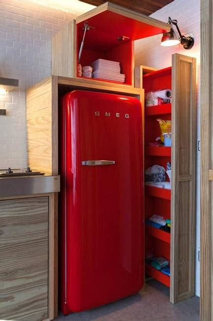 colorful fridge ideas modern kitchen appliances