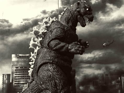 Magnet Movie Monster Godzilla 1954