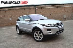 Range Rover Evoque Sd4 : range rover evoque pure sd4 review performancedrive ~ Gottalentnigeria.com Avis de Voitures