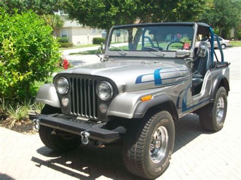 new jeep renegade black find new 1979 jeep cj renegade black blue restored