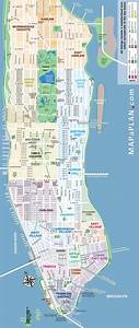 In Three Days New York Top Tourist Attractions Map   New
