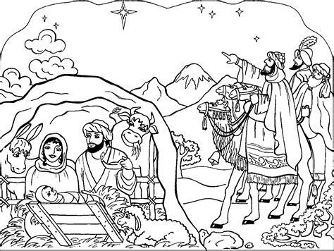 De Wijzen Uit Het Oosten Kleurplaat by Wijzen Uit Het Oosten Kleurplaat Work Bible Education