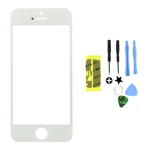 iphone 5 glass replacement replacement lcd front screen glass lens free tools for