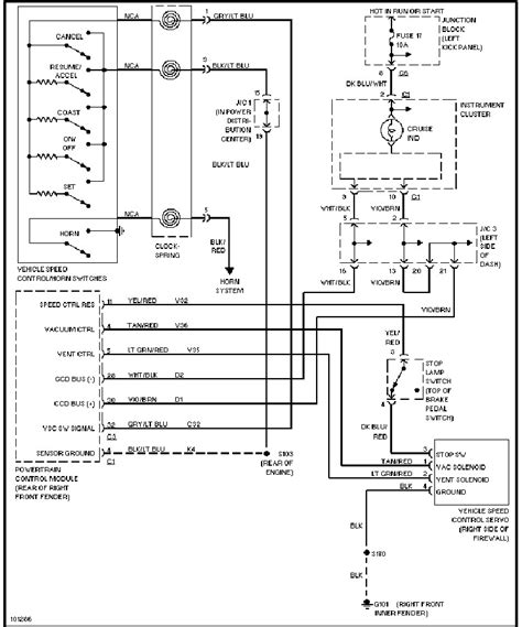 Dodge Dakota Computer Wiring Diagram