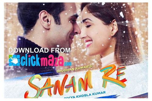 free download sanam re full video songs
