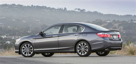 Features, Options Of The 2015 Honda Accord Sport, Ex And