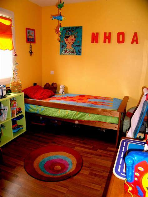 chambre garcon 3 ans décoration chambre garcon 4 ans