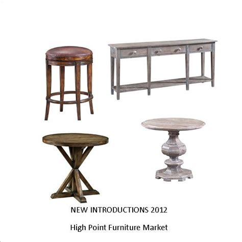 40 new introductions at high point furniture market