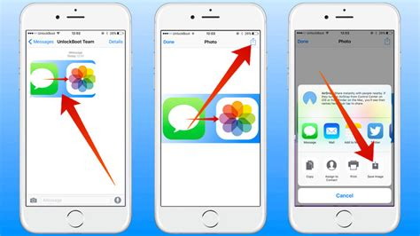 how to save pictures from iphone how to save pictures from messages to iphone or