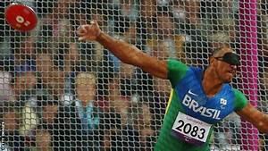 Rio Paralympics 2016  Brazilian Dos Santos Pereira Banned For Doping