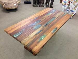 Esstisch Holz 200 X 100 : massivholztisch esstisch bootsholz boatwood der tischonkel ~ Bigdaddyawards.com Haus und Dekorationen