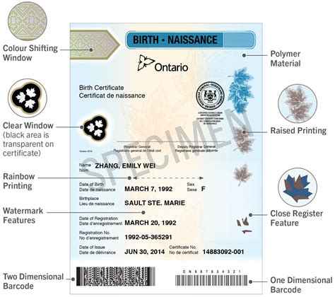 order long form birth certificate canada goose fake birth certificate