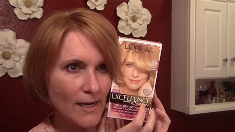 Time For A New Hue! L'oreal Excellence Cream In 8g