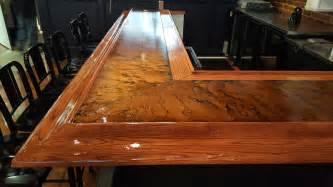 the provincial restuarant metallic epoxy floor project in apex nc witcraft decorative