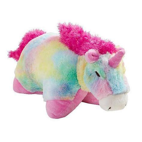 unicorn pillow pet unicorn pillow pet stuffed animals ebay
