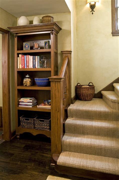 tudor kitchen remodel traditional staircase minneapolis