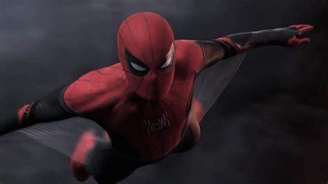 spider man   home trailer wallpaper