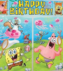 SpongeBob Birthday Party – Kids Birthday Parties