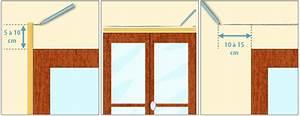 Installer Une Tringle Rideaux Rideaux