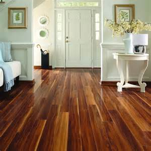 shop pergo max 5 in w x 3 97 ft l visconti walnut high gloss laminate wood planks at lowes