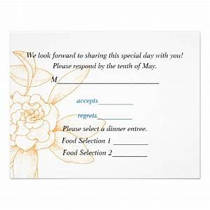 response card for wedding invitations 425quot x 55 With wedding invitations and response cards all in one