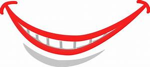 Cartoon Mouth Smile - ClipArt Best