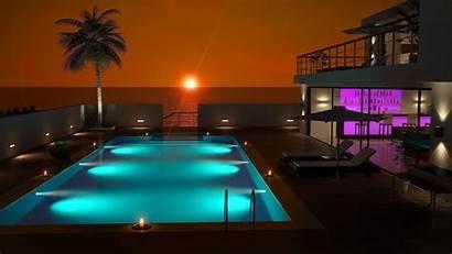 Beach Desktop Luxury Wallpapers Background Houses Modern