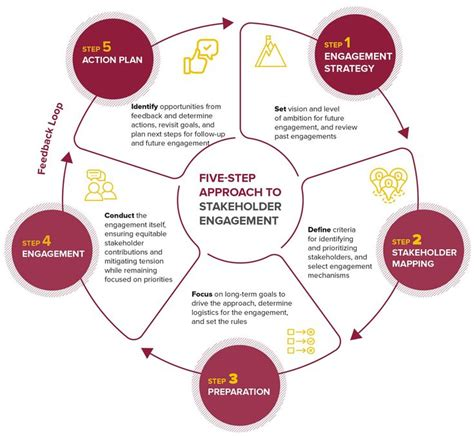 step approach  stakeholder engagement reports