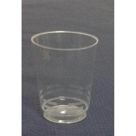 Bicchieri Plastica Trasparente by Bicchieri Cicchetto In Plastica Trasparente 50pz