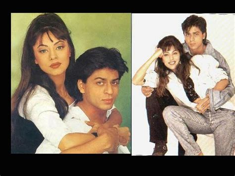 39 thought of meeting srk shahrukh khan gauri s rare and unseen pictures filmibeat