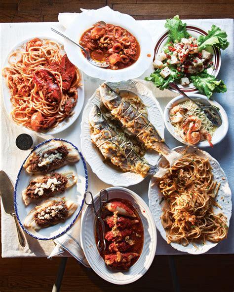 livre la cuisine pour les nuls repas de noel typique italie sept poissons