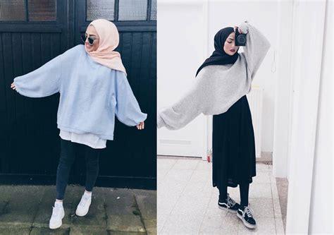 style hijab  rok  tutorial hijab terbaru