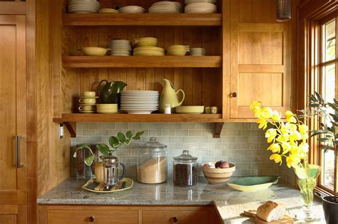 Ways To Remodel Your Craftsman Style Kitchen