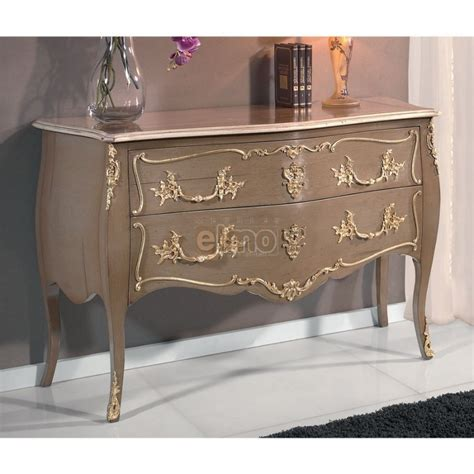 Commode Style Louis Xv by Commode Galb 233 E Moderne De Style Louis Xv 2 Tiroirs