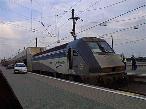 Opinions On Eurotunnel Shuttle