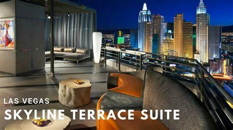 mgm skyline terrace suite  view   las vegas