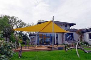 Sonnensegel Terrasse Hohmann Sonnenschutz