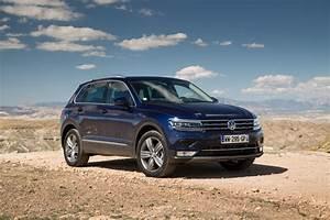 Volkswagen Tiguan Carat : essai volkswagen tiguan 2016 notre avis sur le tdi 190 4x4 dsg7 photo 17 l 39 argus ~ Gottalentnigeria.com Avis de Voitures